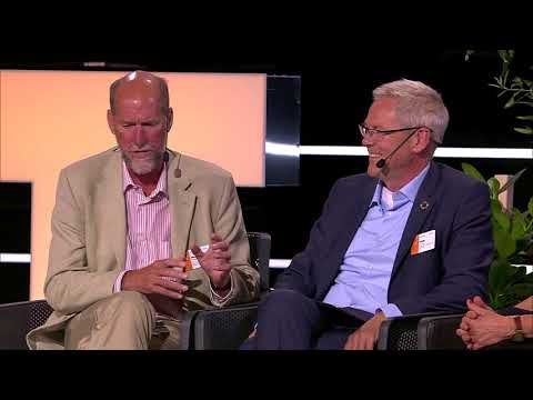 Cities as the engine for the Great Food Transformation |Panel at EAT Forum 2018