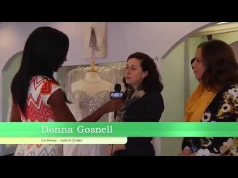 In honor of FOX45's Wedding in a Week, Chardelle chats with Donna and Terry from Juliet's Bridal