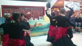 """Almazán. Sevillanas en Peña Taurina """"El Ruedo"""" 3"""
