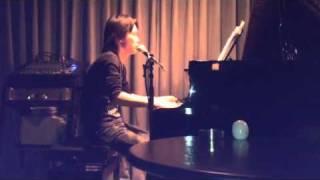 2012.2.10 Live Cafe SaLa ピアノ弾き語りのシンガーソング...