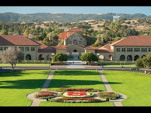 Stanford University campus tour and history
