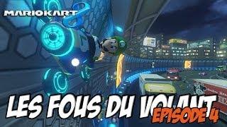 Mario Kart 8: Les fous du volant / Mario Club | Episode 4 Thumbnail