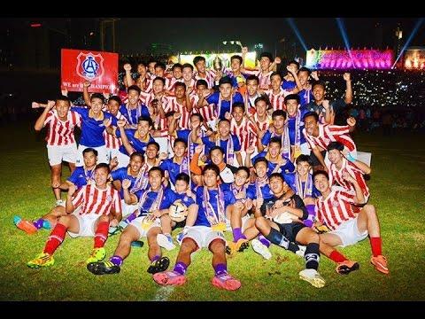 การแข่งขันฟุตบอลประเพณีจตุรมิตรสามัคคี ครั้งที่ 27 รอบชิงชนะเลิศ AC VS BCC 22-11-14