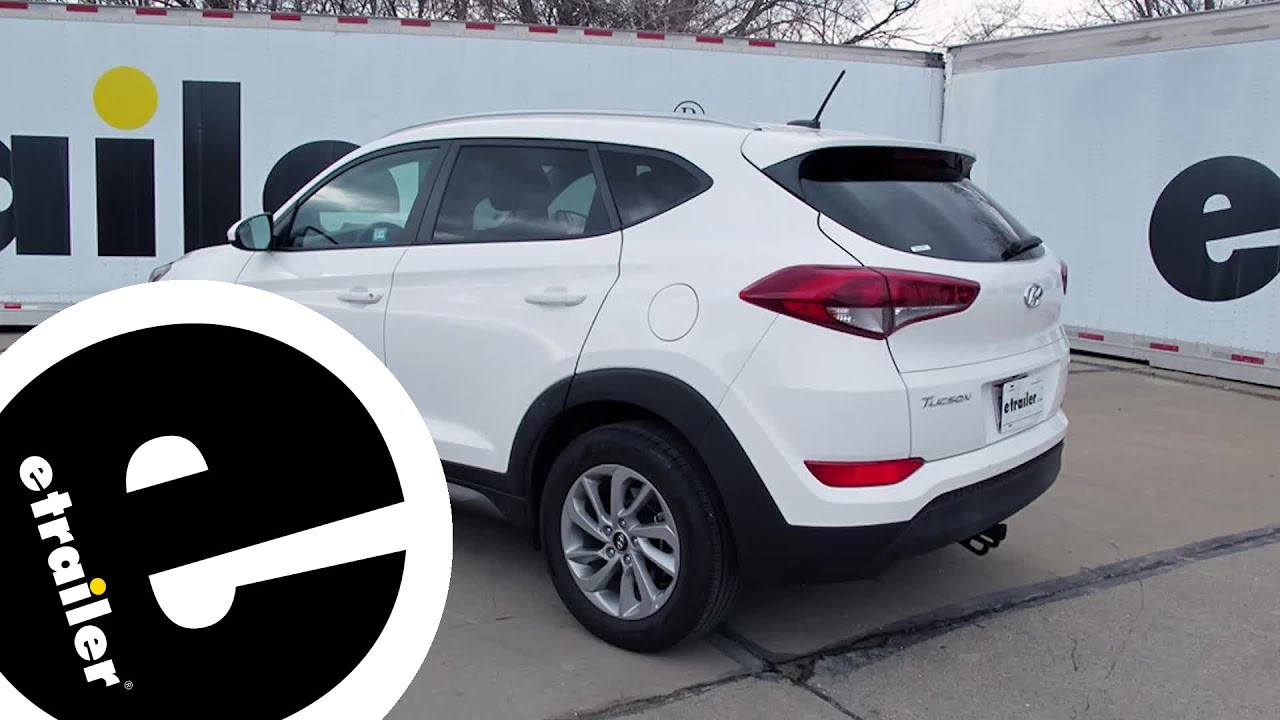 maxresdefault best 2016 hyundai tucson hitch options etrailer com youtube  at fashall.co