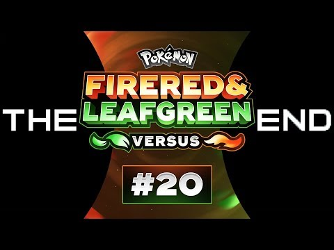 Pokemon FireRed and LeafGreen Versus - EP20 | WHO WILL WIN?