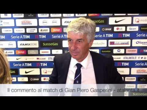 Gian Piero Gasperini commenta Atalanta-Torino 2-1