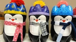 Manualidad: Dulcero Pinguino- Hogar Tv  por Juan Gonzalo Angel