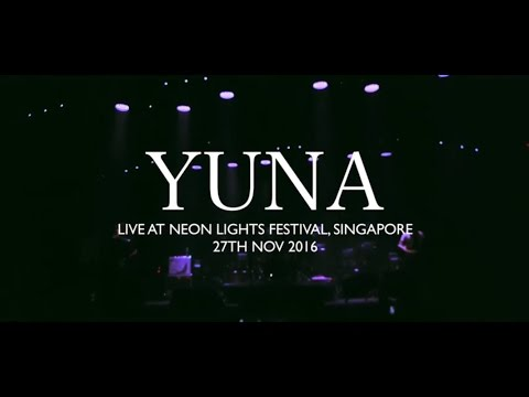 Yuna Live at Neon Lights Festival 2016 Singapore Almost Full Set Mp3