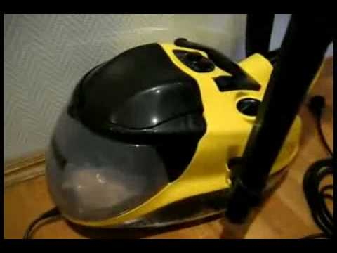 Karcher Steam Vacuum Youtube