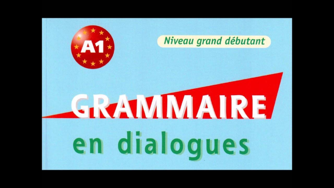 Grammaire En Dialogues Niveau Intermediaire Pdf