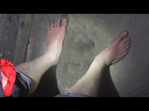 Urbex: Meine Füße STINKEN??? | Sternen-Bunker & Krankenhausgelände (Teil 1)