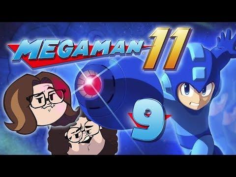 Mega Man 11: Bouncy Balls - PART 9 - Game Grumps