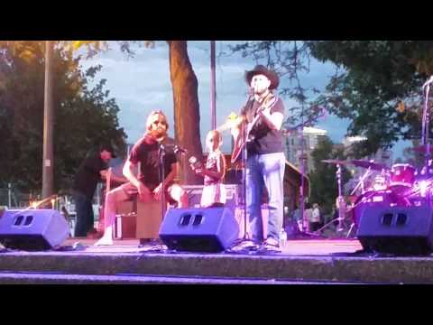 Cowbell music in the park 2016 kelowna