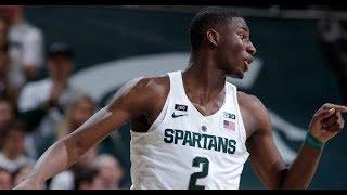 Jaren Jackson - Michigan State Highlights 2018
