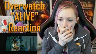 "Reaction | ""Alive"" 