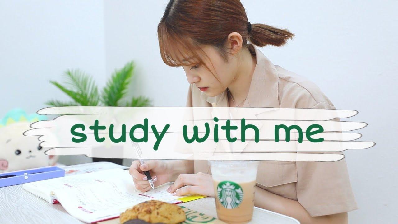 【作業用】あやみんと一緒に1時間勉強しよう✍️Study With Me【ASMR】【音フェチ】