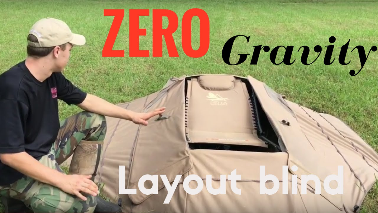 Zero Gravity Layout Blind Review Youtube