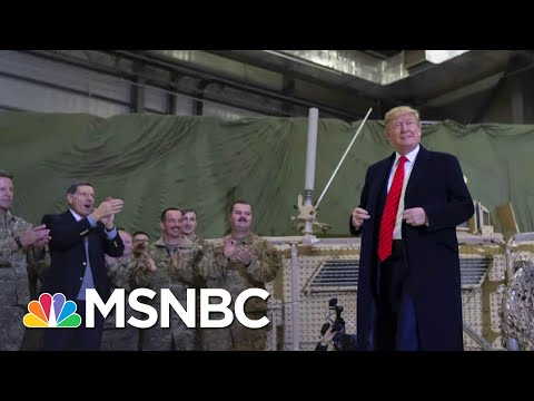 NYT: Trump Got Written Briefing In Feb. About Possible Russian Bounties | The Last Word | MSNBC