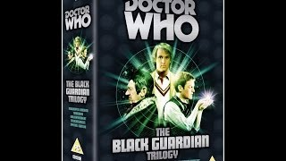 Doctor Who DVD Review #25: The Black Guardian Trilogy