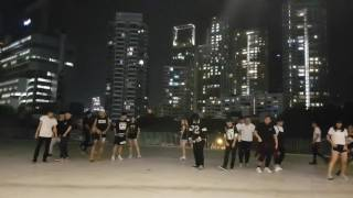 kpop dance off vol 79 seventeen aju nice