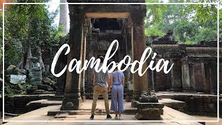 3 Amazing Days in Siem Reap, Cambodia | TRAVEL VLOG 19
