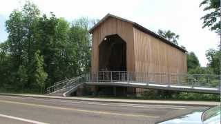 Covered Bridges of Cottage Grove, Oregon