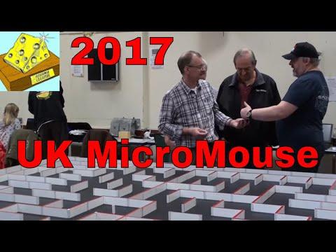 UK MicroMouse Nov 2017