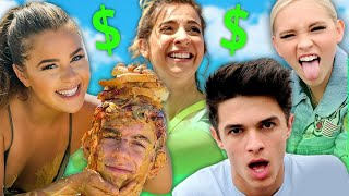 ULTIMATE CHALLENGE Compilation - Challenging Strangers FOR MONEY  | Do it for the Dough