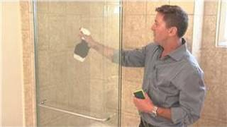 Home Cleaning Tips : How to Clean Bathroom Showers