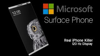 Microsoft Surface Phone 2018 Introduction | THE ULTIMATE SMARTPHONE.