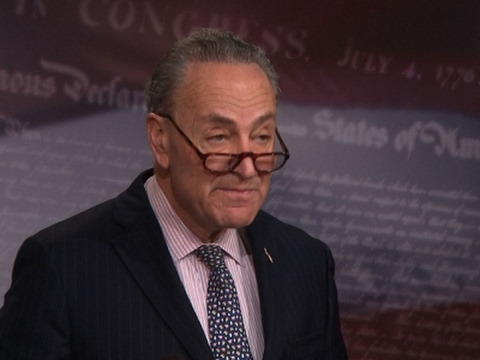 Schumer Cites Ethical Lapses Among Trump Picks