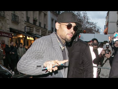 Chris Brown Detained in France Following Rape Allegations Mp3