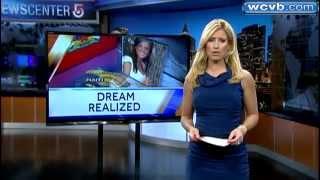 AMERICAN GIRL'S DREAM IS REALIZED IN HAITI 2013 - BE LIKE BRIT