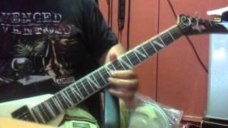 Ungu-Jika Itu Yang Terbaik-Guitar Cover-With Improvised Solo