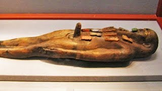 15 Удивительных и странных находок археологов в Египте