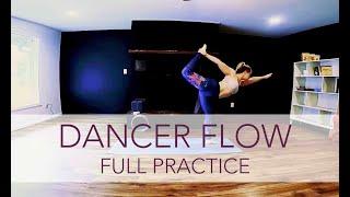 Dancer Flow - Full | Flow Yoga with Sara Ann Comte