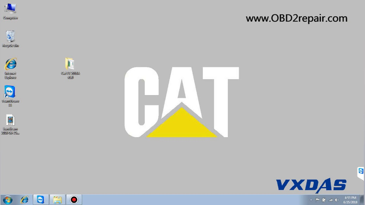 How to Install 2018A Caterpillar ET Cat Electronic Technician Software  OBD2repair