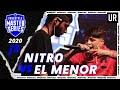 NITRO vs EL MENOR | FMS Chile 2020 | Jornada 3 | Urban Roosters