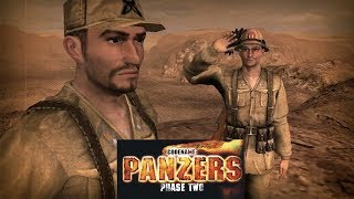 Codename: Panzers – Phase Two: All Cutscenes (Russian Full HD Game Film) (2005)