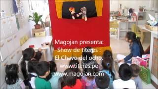 El Chavo del ocho, titeres.pe, títeres graciosos para cumpleaños y fiestas en Lima,Reseña,Review