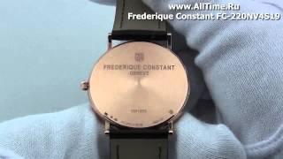 видео Ремонт часов Frederique Constant