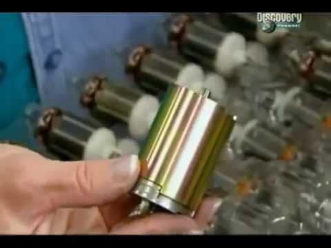 Топливный насос - как это сделано