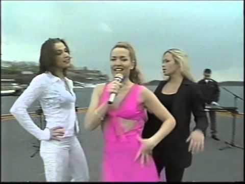 Gina G Ooh Aah Just A Little Bit TOTP BBC1 1996