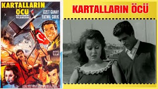 Kartalların Öcü 1965  İzzet Günay Fatma Girik  Yeşilçam Filmi Full İzle