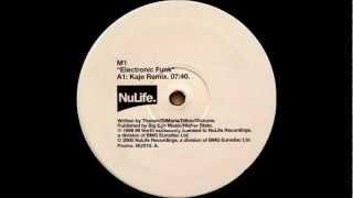 M1 - Electronic Funk (Kaje Remix)