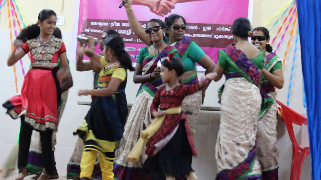 Kitchen dance vattekkadu kudumbasree