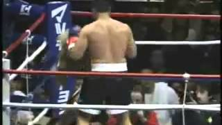 Ray Sefo's Awesome Punching Power