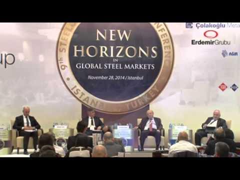 9th SteelOrbis Annual Conference, November 28, 2014 -Bulent Hacıoglu/Mehmet Zeren/Dr.Veysel Yayan-