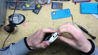 Разбор Nokia 5230 (нокиа 5230)
