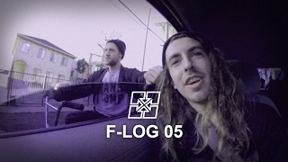 Fitbikeco. F-LOG 05 - Homie Shit